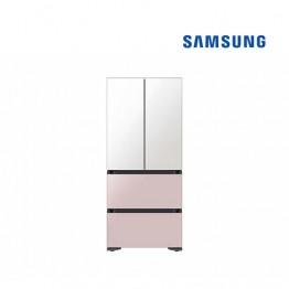 [비스포크기획전][삼성전자] 삼성 BESPOKE 프리스탠딩 김치냉장고 RQ48R94Y255 [용량:486L]