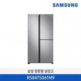 [삼성전자] 삼성 푸드쇼케이스 냉장고 RS84T5061M9 [용량:846L]