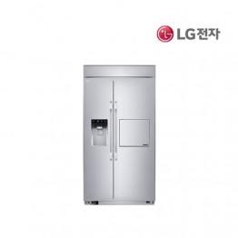[LG전자] LG 빌트인 양문형 냉장고 S691SI34BS2 [용량:686L]
