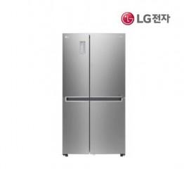 [자택배송전용][LG전자] LG DIOS 매직 스페이스 냉장고 S831SS35 [용량:870L]