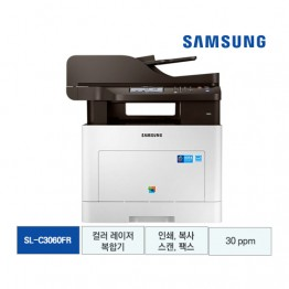 [삼성전자] 삼성 컬러 레이저복합기 SL-C3060FR
