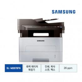 [삼성전자] 삼성 흑백 레이저복합기 SL-M2670FN