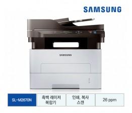 [삼성전자] 삼성 흑백 레이저복합기 SL-M2670N