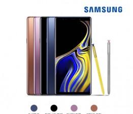 [삼성전자] Galaxy Note9 SKT전용 사전예약 [미개통/새제품] *요금제별상이*