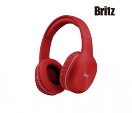 [Britz] 블루투스 헤드폰 W800BT [레드]