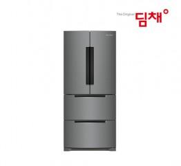 [대유위니아] 딤채 스탠드형 김치냉장고 WDQ48CLMSBS [용량:467L]