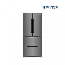 [위니아딤채] 2020년형 스탠드형 김치냉장고 WDQ48DLMSBS [용량:467L]