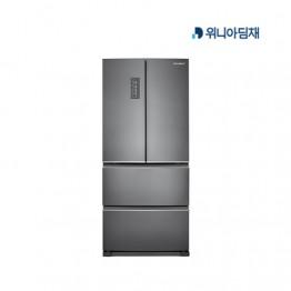 [위니아딤채] 2020년형 스탠드형 김치냉장고 WDQ57DLNSBS [용량:551L]