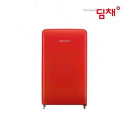 [대유위니아] 딤채 쁘띠형 김치냉장고 WDS10CPACR [용량:100L]