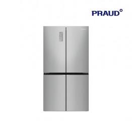 [대유위니아] 프라우드 와이드형 냉장고 WRW907ENLS [용량:895L]