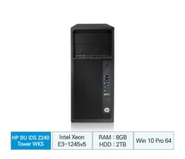 [HP] Workstation HP BU IDS Z240 Tower WKS