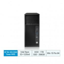 [HP] Workstation 4SH77AV - HP BU IDS Z240 Tower WKS