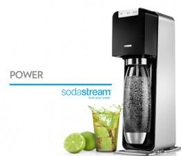 [소다스트림] 탄산수제조기 파워 Sodastream Power [블랙]