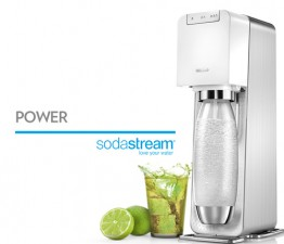 [소다스트림] 탄산수제조기 파워 Sodastream Power [화이트]