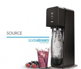 [소다스트림] 탄산수제조기 소스 Sodastream Source [블랙]