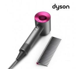 [dyson] 다이슨 슈퍼소닉 헤어드라이어(아이언핑크) + 엉킴방지 빗