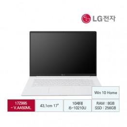 [LG전자] LG gram17 17Z995-V.AA50ML