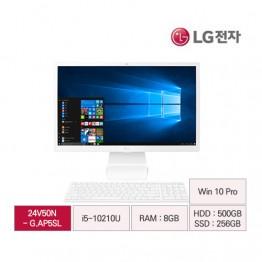 [LG전자] LG 기업용 올인원 일체형 PC 24V50N-G.AP5SL