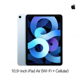 [Apple] iPad Air 4세대 10.9인치 Wi-Fi+Cellular MYH02KH/A [필수재고확인]