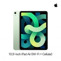 [Apple] iPad Air 4세대 10.9인치 Wi-Fi+Cellular MYH12KH/A [필수재고확인]