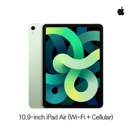 [Apple] iPad Air 4세대 10.9인치 Wi-Fi+Cellular MYH72KH/A [필수재고확인]