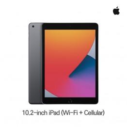 [Apple] iPad 8세대 10.2형 Wi-Fi+Cellular MYMH2KH/A [필수재고확인]