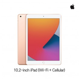 [Apple] iPad 8세대 10.2형 Wi-Fi+Cellular MYMN2KH/A [필수재고확인]