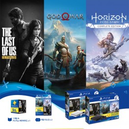 [PS4] PlayStation®4 MEGA PACK 글레이셔 화이트