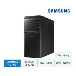 [삼성전자] 삼성 기업용 데스크탑 DB400T9A-Z19/C [필수견적요청]