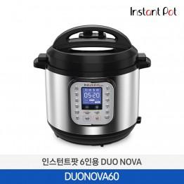 [Instant Pot] 코렐 인스턴트팟 듀오 DUO NOVA 60