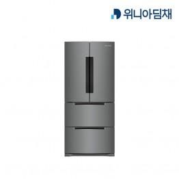 [위니아딤채] 위니아딤채 2020년형 스탠드형 김치냉장고 LDQ57DHMSB [용량:551L]