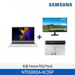[Galaxy Academy][삼성전자] 삼성 북 플러스2 + 모니터 + 프린터 NT550XDA-KC35P