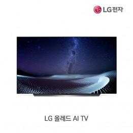 [LG전자] LG 올레드 AI ThinQ TV OLED55CXF