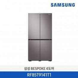 [삼성전자] 삼성 BESPOKE 비스포크 냉장고 RF85T9141T1 [용량:870L]
