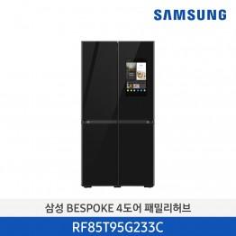 [삼성전자] 삼성 BESPOKE 비스포크 패밀리허브 냉장고 RF85T95G233C [용량:859L]