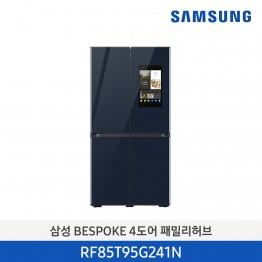 [삼성전자] 삼성 BESPOKE 비스포크 패밀리허브 냉장고 RF85T95G241N [용량:859L]