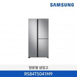 [삼성전자] 삼성 양문형 푸드쇼케이스 냉장고 RS84T5041M9 [용량:846L]