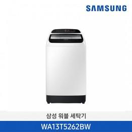 [삼성전자] 삼성 워블 세탁기 WA13T5262BW [용량:13kg]