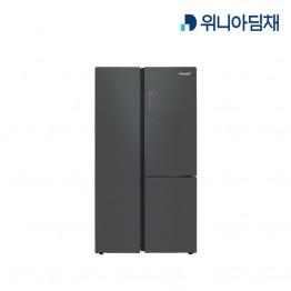 [위니아딤채] 위니아딤채 프리미엄 냉장고 WRG809PJSM [용량:802L]