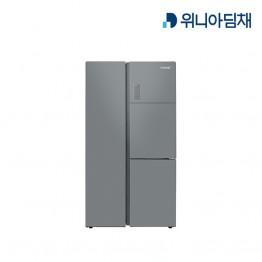 [위니아딤채] 위니아딤채 프리미엄 냉장고 WRG809SJWS [용량:801L]