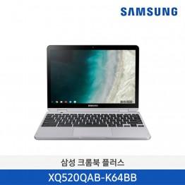 [삼성전자] 삼성 크롬북 플러스(Chromebook Plus) XQ520QAB-K64BB
